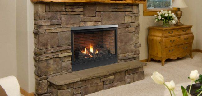 Natural Gas Fireplace Maintenance