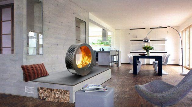 Best Freestanding Fireplaces for Home