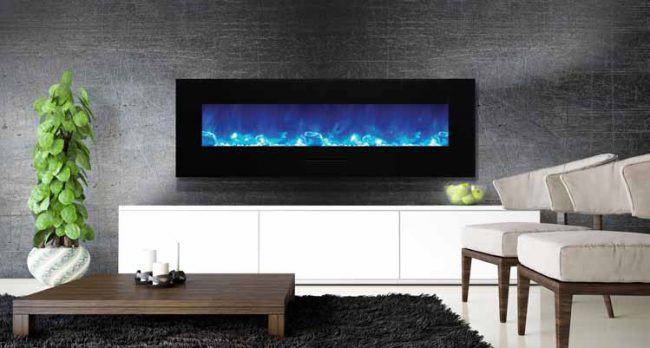 Best Wall mounted fireplace for Home